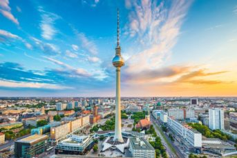Week-end à Berlin à l'hôtel Andel's